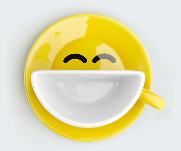 Smiley kupalar
